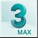 Autodesk 3ds Max Logo
