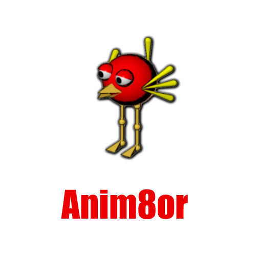 Anim8or  3D modeling and animation program