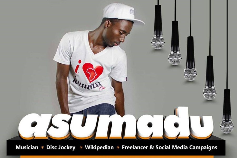 Interview with Asumadu; Ghana's  fastest rising rapper