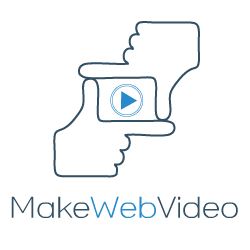 MakeWebVideo Logo