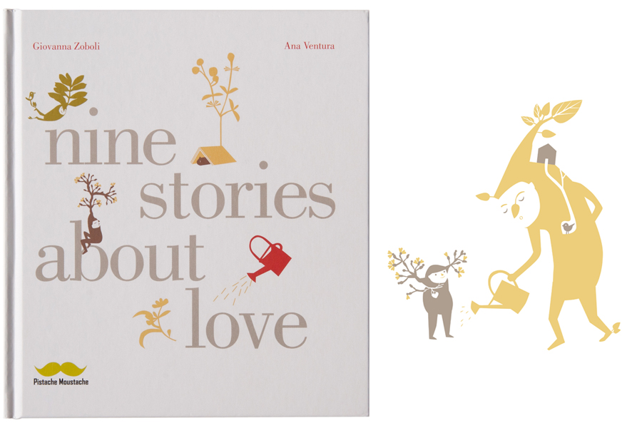 nine stories about love