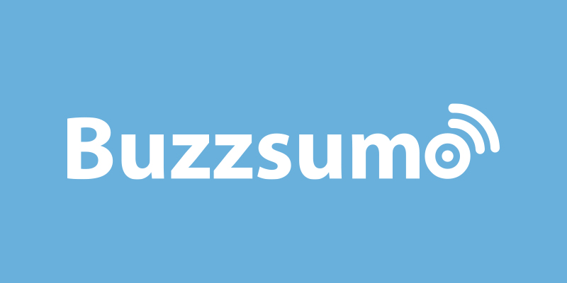 Buzzsumo - Idea Generation