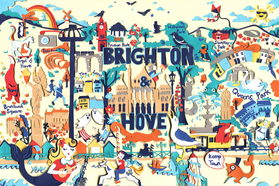 Brughton and Hove
