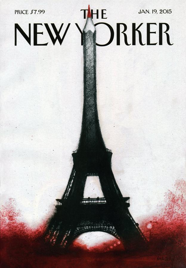 Ana Juan The New Yorker 2015