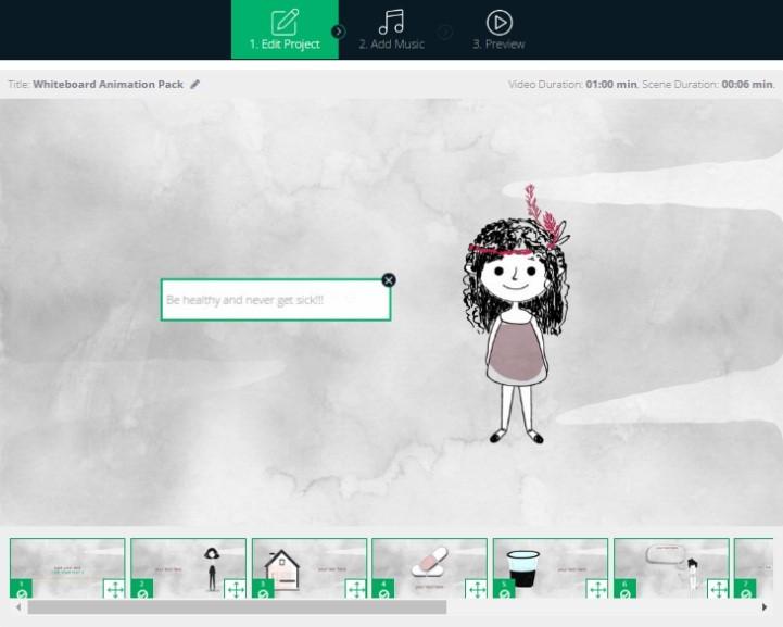 Create Whiteboard Animation