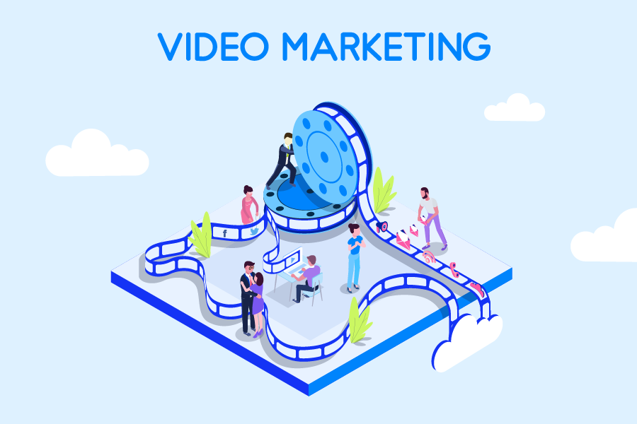 Benefits of Video Marketing [ Infographic ]