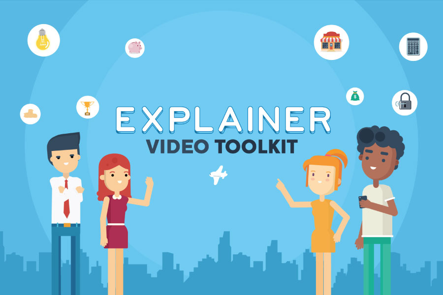 BEST And FREE Explainer Video Templates Renderforest - Explainer video templates