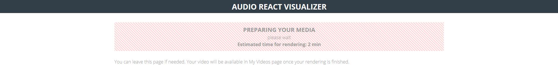 Renderforest Preparing Your Media