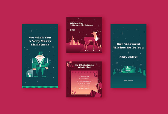 Christmas Wishes Design Kit