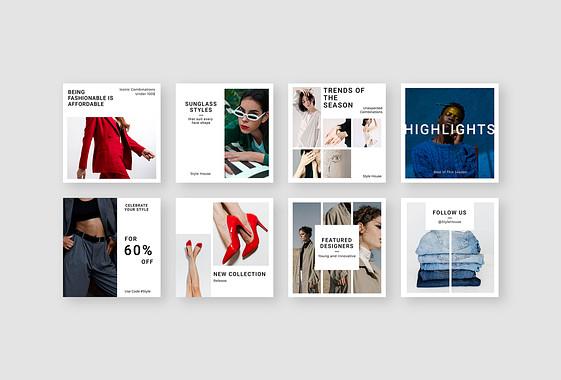 Moda Markası Tanıtım Kiti