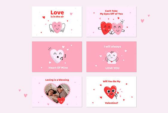 Милые дизайны ко Дню Св. Валентина
