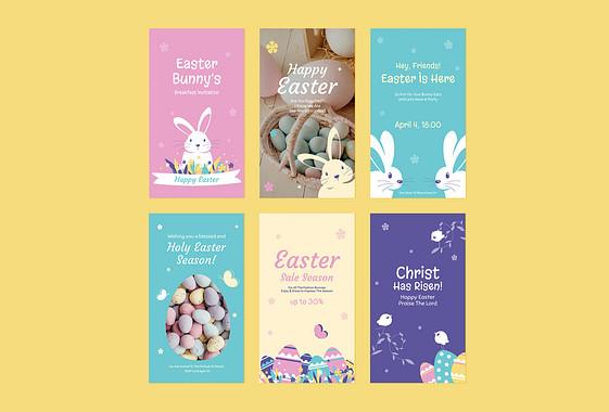 Easter Promotion Variety Kit