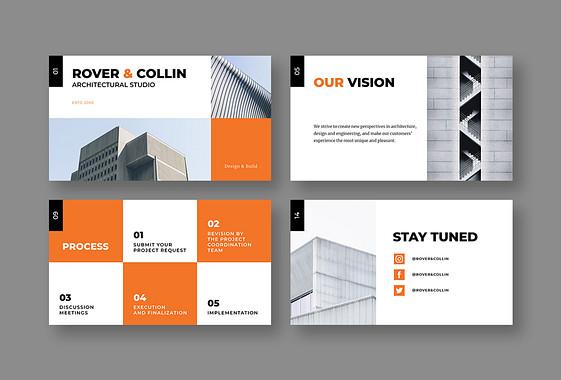 Architectural Studio Presentation