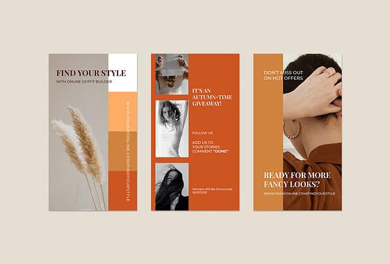 Sonbahar Modası Tasarım Kiti