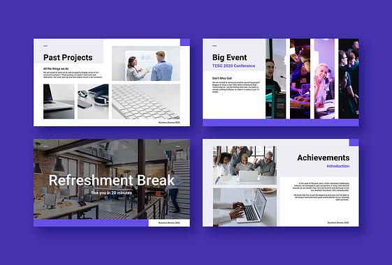 Дизайны Презентация компании
