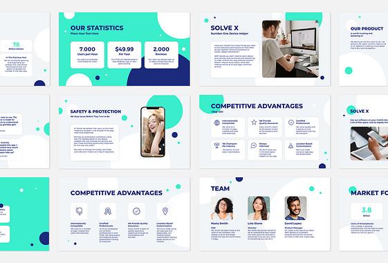 Apresentação para Promoção de Startups