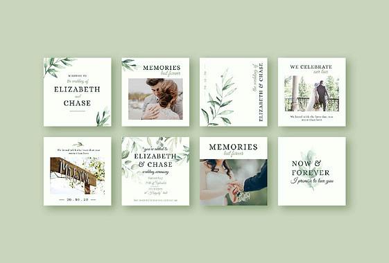 Lovely Wedding Design Kit