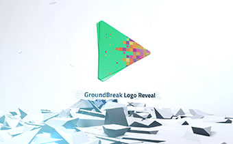 Groundbreak Logo Reveal