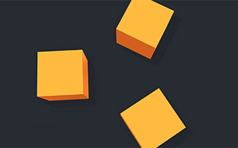 3D Cube Animation