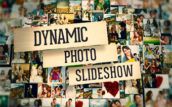 Dynamic Photo Slideshow