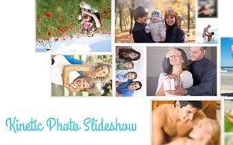 Kinetic Photo Slideshow