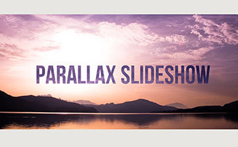 Parallax Photo Slideshow