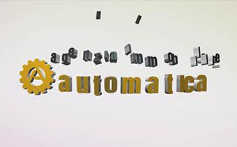 3D Logo Animasyonu