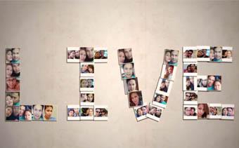 Inspiring Photo Slideshow