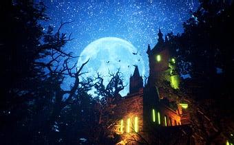 Eerie Halloween Opener