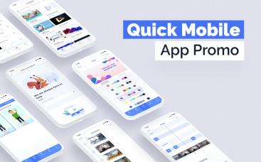 Quick Mobile App Promo
