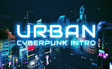 Urban Cyberpunk Intro