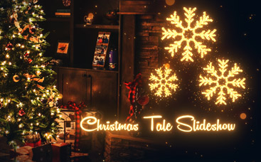 Christmas Tale Slideshow