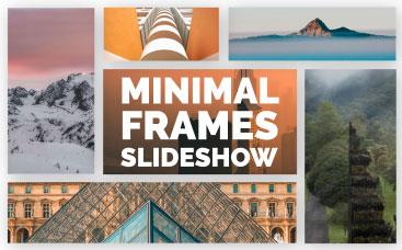Slideshow de Imagens Minimalistas