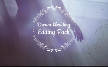 Dream Wedding Editing Pack