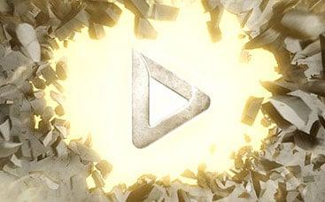 Concrete Explosion Logo