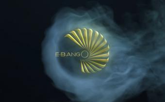 Apresentação de Logotipo em Chamas
