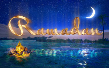 Ramadan Crescent Moon Intro