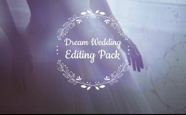 Dream Wedding Editing Pack