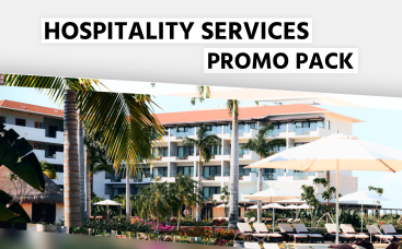 Hospitality Services Promo Pack