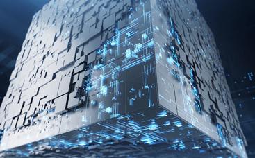 Cyber Cube Logo