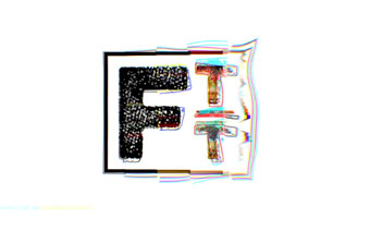 Частро Мерцающий Логотип