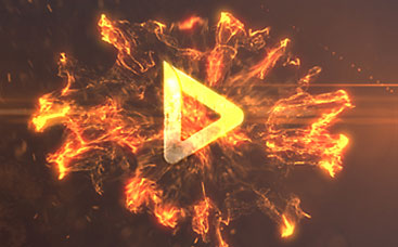 Fierce Fire Motion Logo