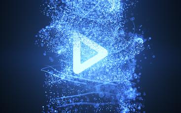Particle Energy Blast Logo