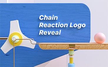 Анимация лого: Цепная реакция