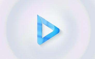 Spinning Minimal Logo