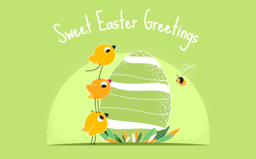 Sweet Easter Greetings
