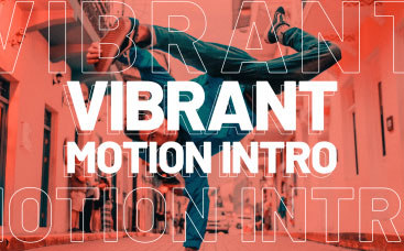 Vibrant Motion Intro
