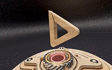 3D Woodwork Logo