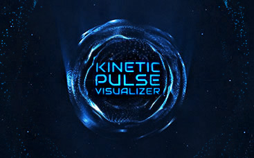 Kinetic Pulse Visualizer