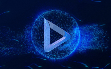 Swift Particle Wave Logo